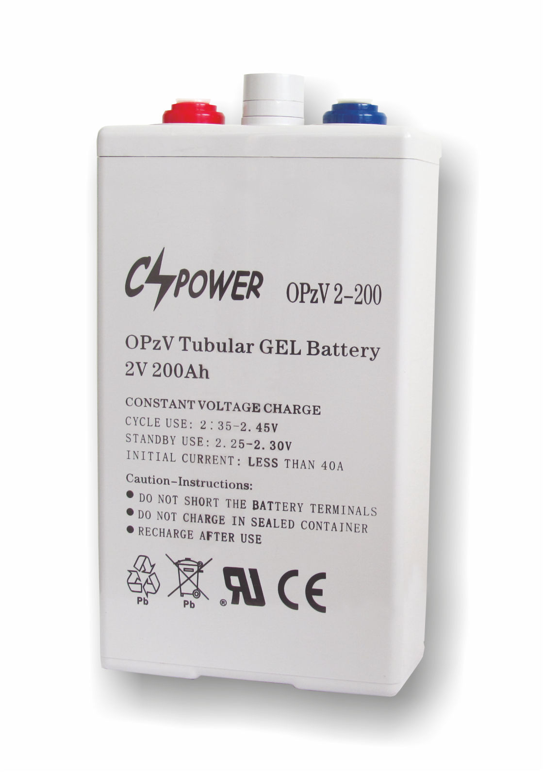 CS Power OVzV 2-200