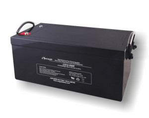 CS Power_Solar Gel Battery_CG12-250